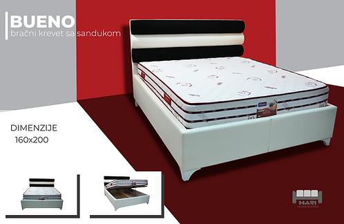 Bračni  krevet '' BUENO'' 140X200