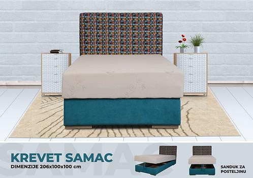 Krevet ''SAMAC'' 100X200