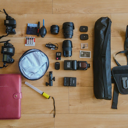Wedding Photographer - What's in My Camera Bag on the Day?