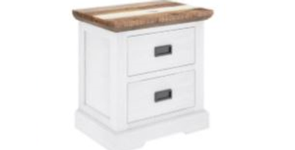 Dover Bedside 2 Drawers