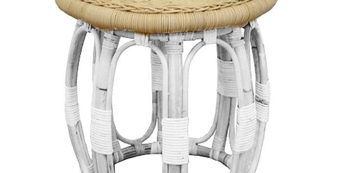 Hamilton Table Small White