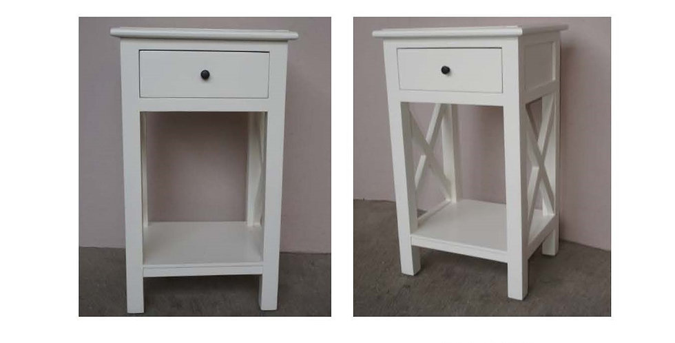 Cross Accent Table