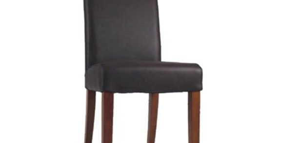 Toronto Upholstered Leather Dining Chair