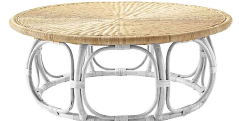Hamilton Table Large White
