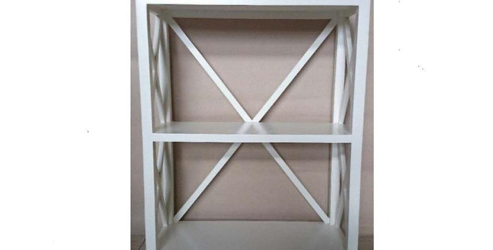 Cross Small Bookcase