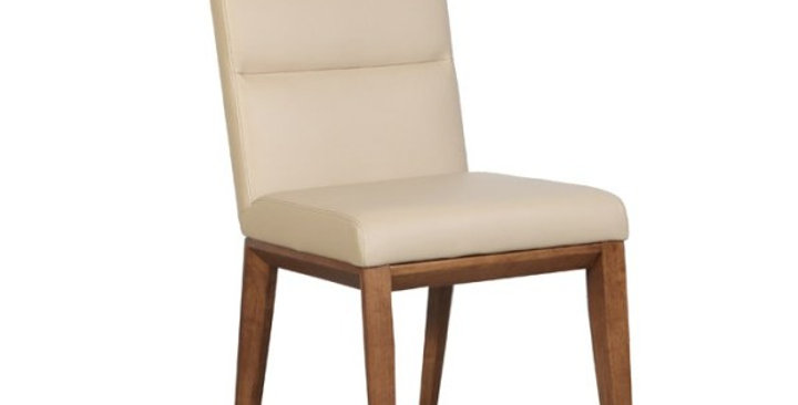Ibiza Fully Upholstered PU Dining Chair