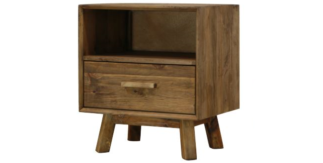 Patagonia Bedside Table