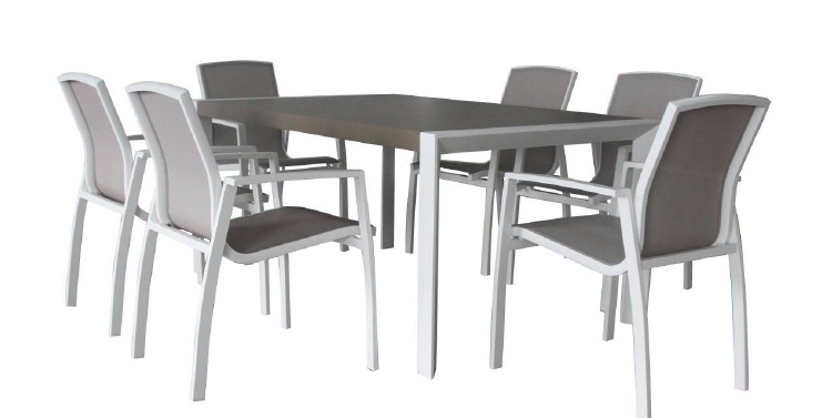 Oxford Outdoor Dining - 7pc
