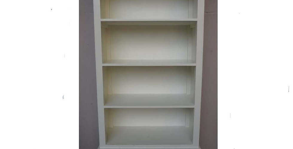 Torquay Bookcase W/2 Drawers