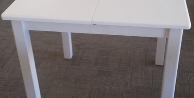 Susie Square Extension Table - 80 cm + 40 cm