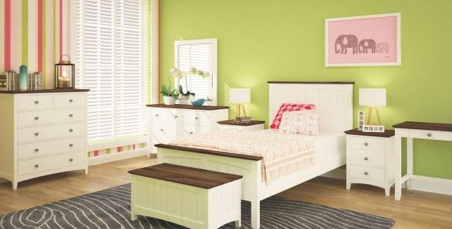 Brittany Bed