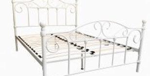 Avont Wrought Iron Queen Bed