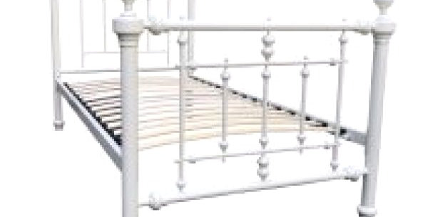 Coventry Wrought Iron Single Bed