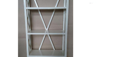 Cross Large Bookcase