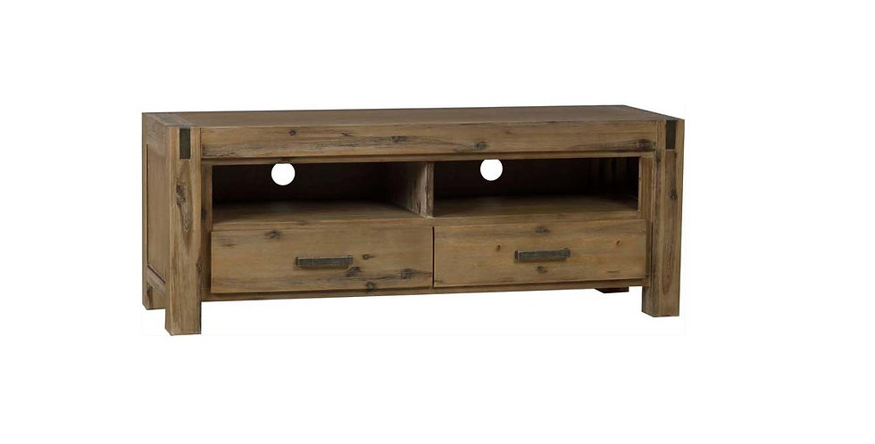Sterling TV Unit 2 Drawers