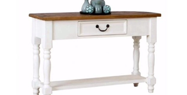 Largs 1 Drawer Hall Table