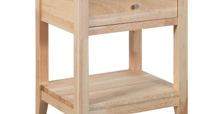 Quadrat Bedside Table