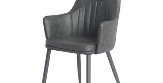Keelan Grey Dining Chair
