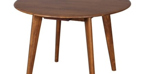 Drop-Side Table Round