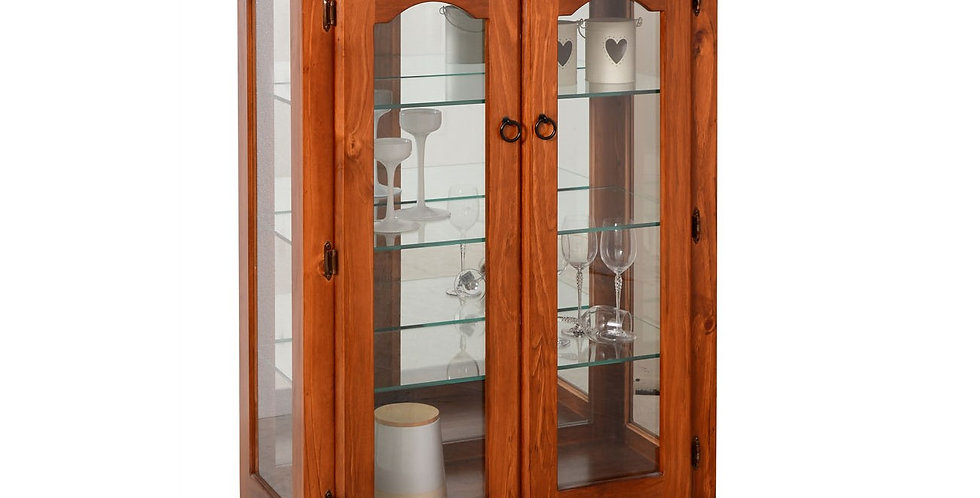 Crown Small Display Cabinet