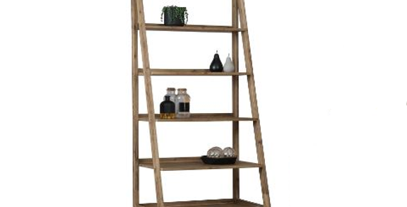 Sterling 6 Tier Bookcase