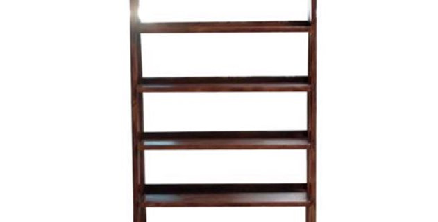 Country Large Ladder Bookcase