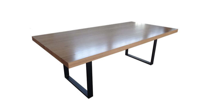 Messmate Dining Table 2000