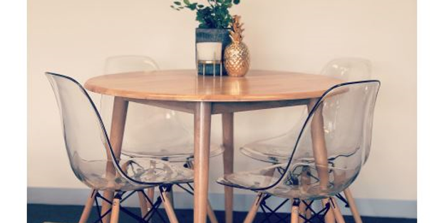 Charlie 5 Pc Dining Setting