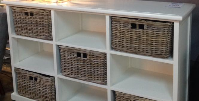 Kubu Storage 5 Baskets
