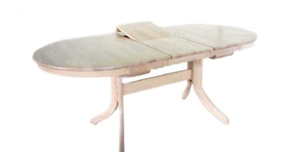 Joy Oval Extension Dining Table - 145 cm + 33 cm