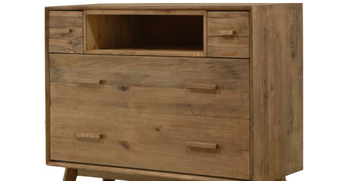 Patagonia Chest with Drawers