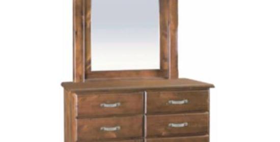 Jamaica Dresser & Mirror
