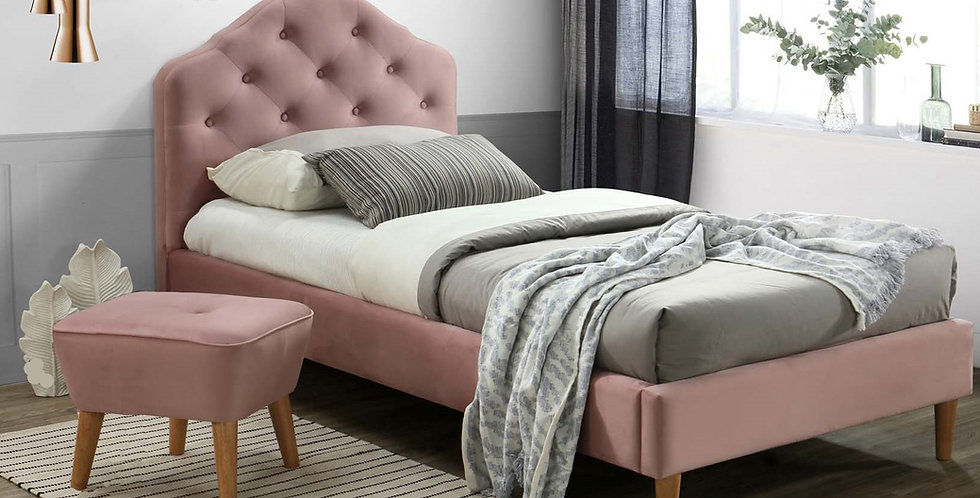 Zara King Single Bed