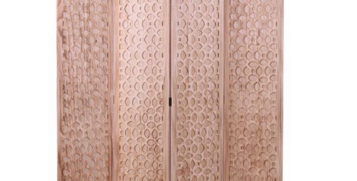 Leaf Room Divider Screen