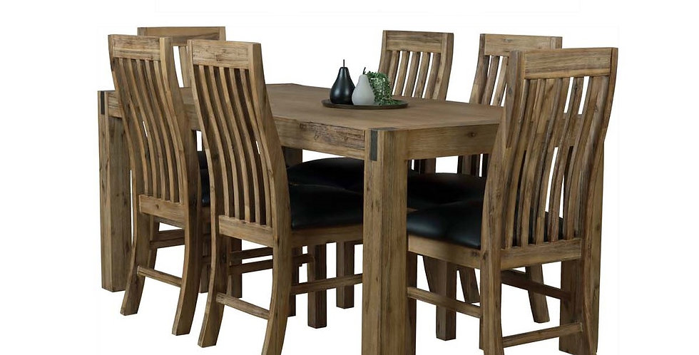 Sterling 7 Pce Dining Suite
