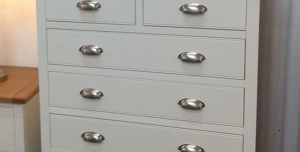 Dayles 6 Drawer Tallboy