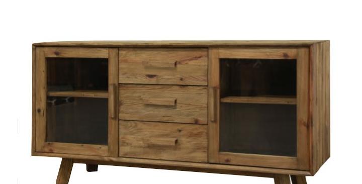 Patagonia Buffe - 2 Door 3 Drawer