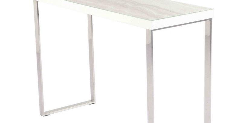 Luna Calacatta Marble Console Table