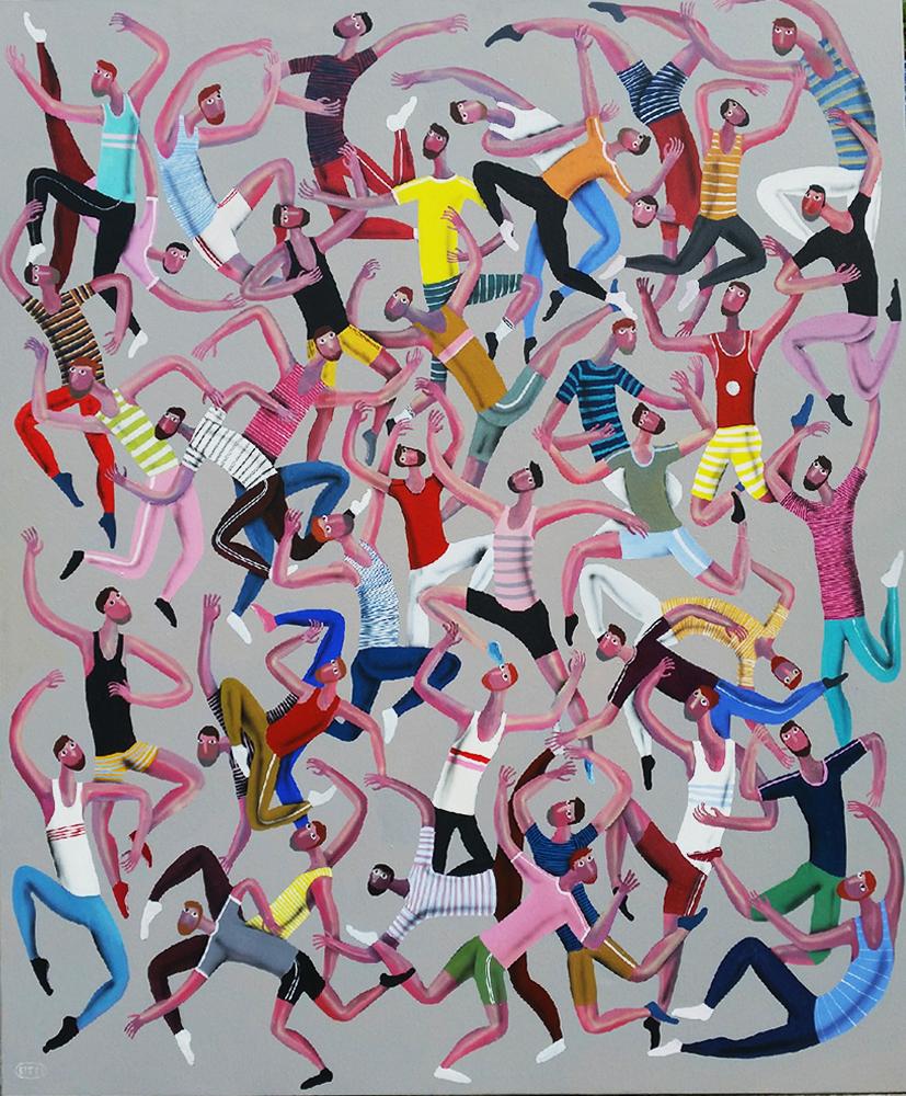 Men Who Dance