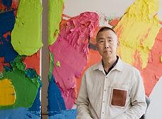 Zhu Jinshi portrait (provided by artist)