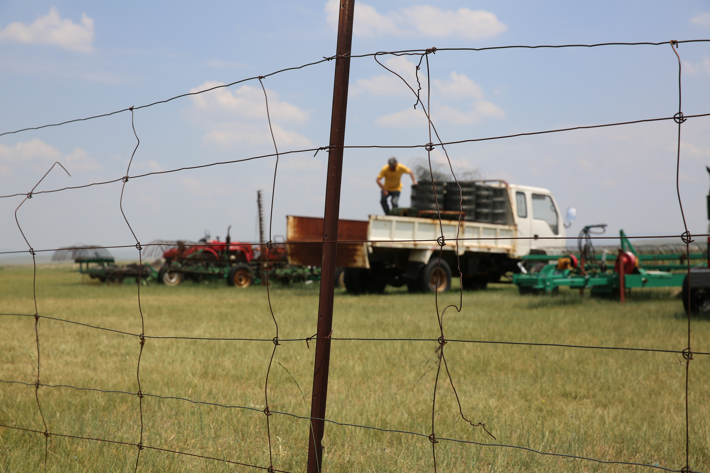 Grassland Fence Project