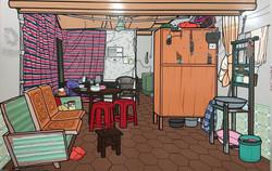 室内20号