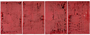 Forbidden Colours, 270 x 720 x 3.5cm, mi