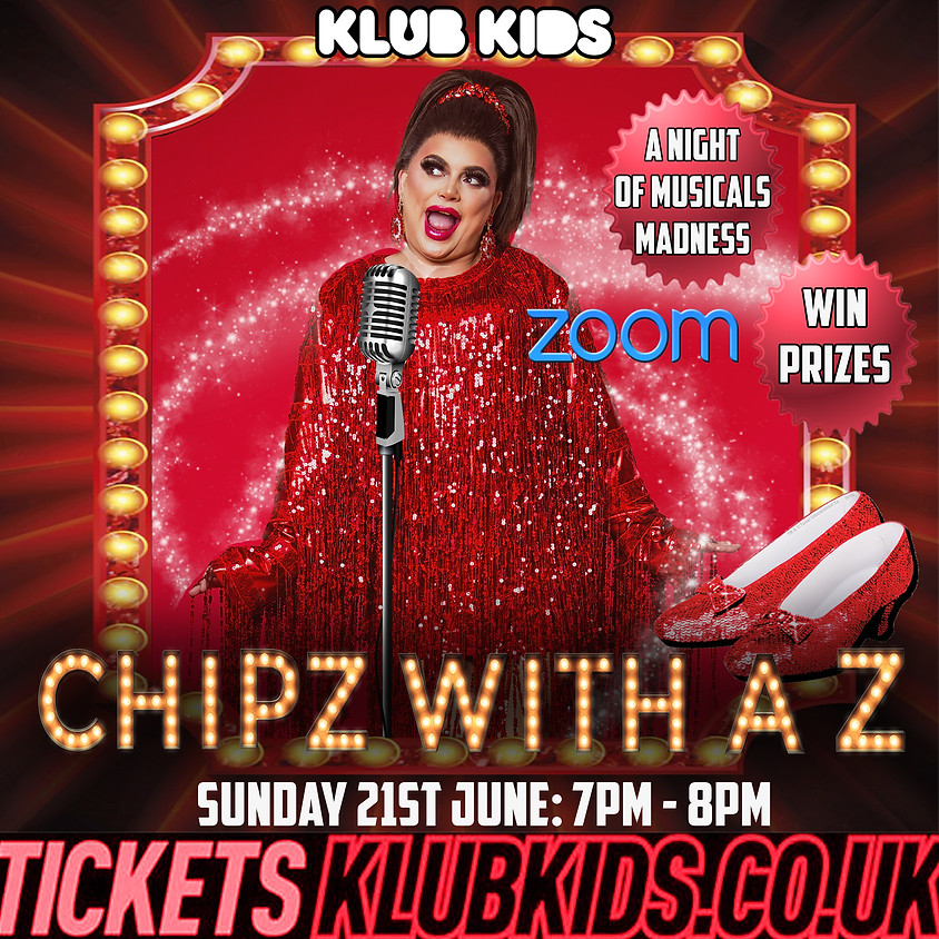 """Chipz With A """"Z"""" - A Night of Musicals!"""