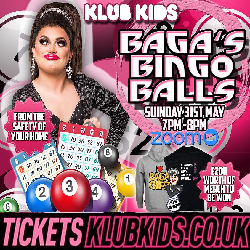 Baga's Bingo Balls