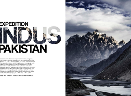 Expedition photography - Indus River, Pakistan