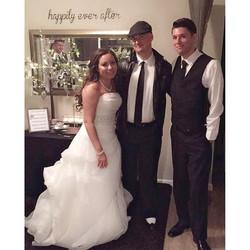 Congrats to Mr. & Mrs Judd