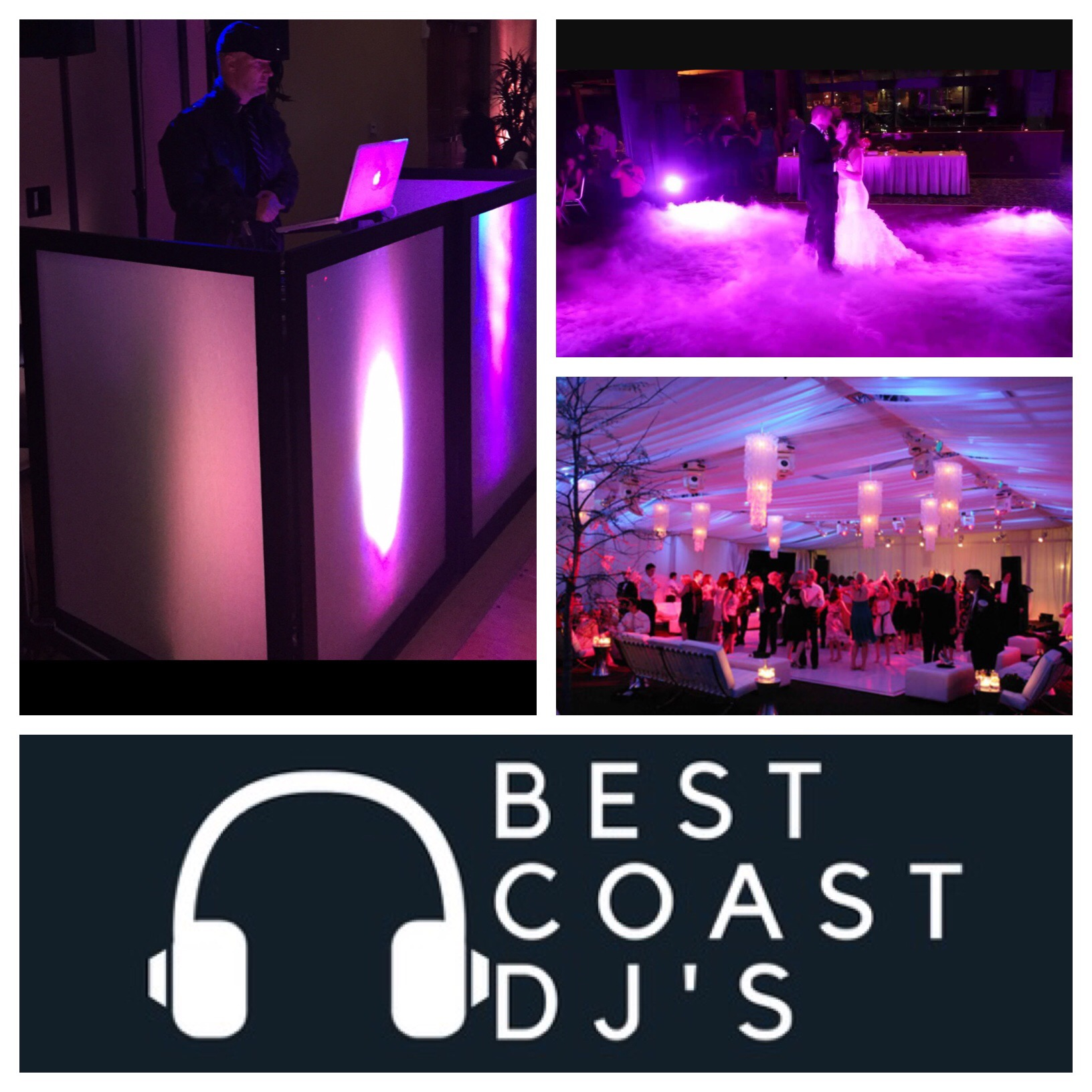 Best Coast DJ's