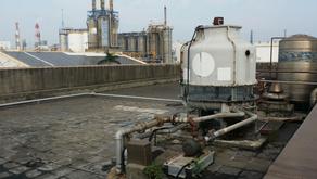 防水+隔熱實績--FRP屋頂隔熱