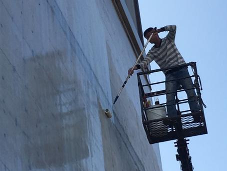 防水實績-外牆塗防水劑&撥水劑